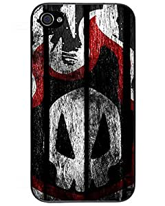 New Style 5457872ZC734680391I4S Durable Defender Case For Bleach iPhone 4/4s King Destiny Game Case's Shop