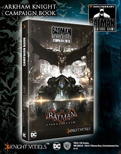 Batman Miniature Game Campaign Book - Arkham Knight