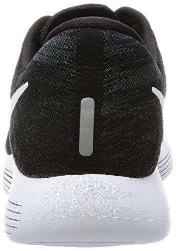 Da Uomo Flyknit Lunarepic Scarpe Low antracite Corsa Bianco Nike Nero qxSawRFnOO