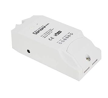 Vigica Sonoff Dual 2 Kanal Diy Smart Home Wifi Schalter