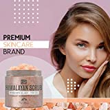 M3 Naturals Himalayan Salt Scrub Infused with