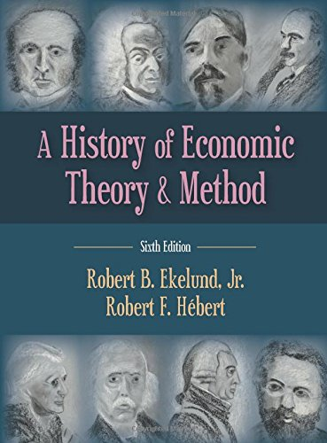 A History of Economic Theory and Method, Sixth Edition