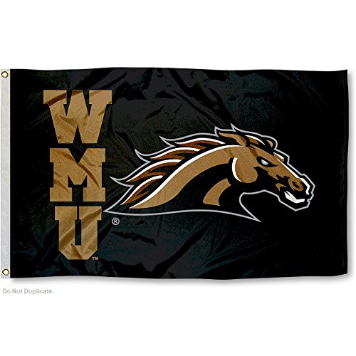 Western Michigan Broncos Wall (Western Michigan Broncos WMU University Large College)