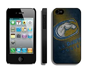 Diy Apple Iphone 4s Case Uc Davis Aggies 3 Cell Phone Protective Cover for Iphone 4 Accessories