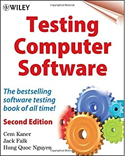 Lessons learned in software testing a context driven approach cem testing computer software 2nd edition fandeluxe Choice Image