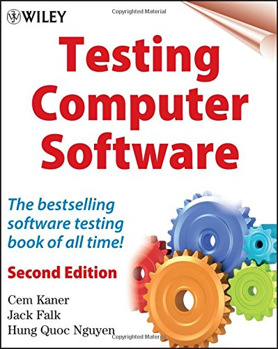 Testing Computer Software, 2nd Edition by imusti