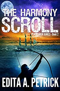 The Harmony Scroll by Edita A. Petrick ebook deal