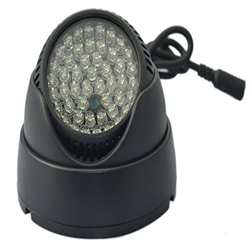 48 LED IR illuminator CCTV Infrared Night Vision Light For Surveillance Indoor Camera 850nm IP Dome Automatic Photosensitive Switch