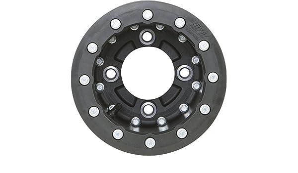"Hiper Racing CF1 Tech 3 Rear Replacement 9 Inch 9/"" Beadlock Wheel Ring White"