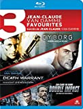 Van Damme (Cyborg / Death Warrant / Double Impact) (Bilingual) [Blu-ray]
