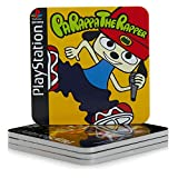 Paladone Game Coasters, Papercard, Multi-Colour, 1