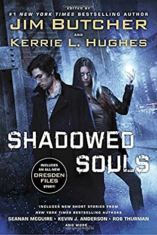 book cover of Shadowed Souls