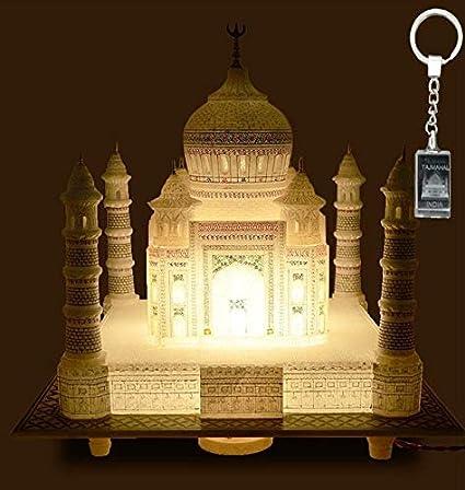 Buy Handcrafted Taj Mahal Show Pieceindian Souvenirs Taj Mahal