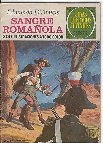 Amazon.com: Joyas Literarias Juveniles numero 084: Sangre ...