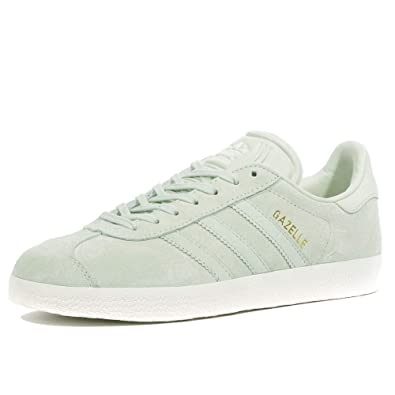 buy online 03f30 1db93 adidas Gazelle Femme Chaussures Vert  Amazon.fr  Chaussures et Sacs