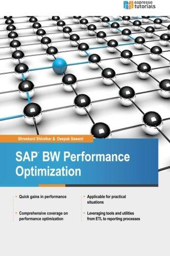 SAP BW Performance Optimization by Espresso Tutorials GmbH