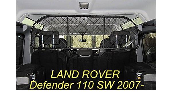 LAND ROVER DEFENDER 90 HEAVY DUTY HEADREST MESH DOG GUARD