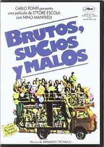 Brutos, Sucios Y Malos [DVD]