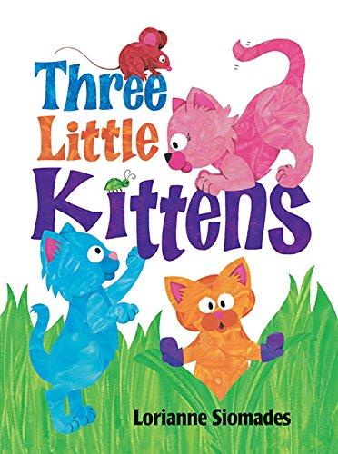 Three Little Kittens PDF