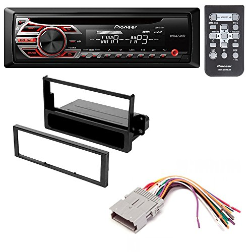 SATURN ION , L SERIES, S SERIES, VUE 2002-2005 CAR STEREO RADIO DASH INSTALLATION MOUNTING KIT W/ WIRING HARNESS