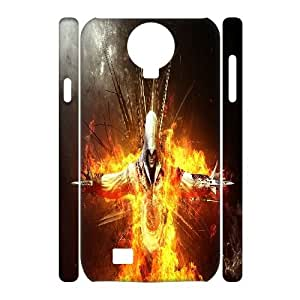 Diy Assassins Creed 3D Cell Phone Case, DIY Durable Cover Case for SamSung Galaxy S4 I9500 Assassins Creed