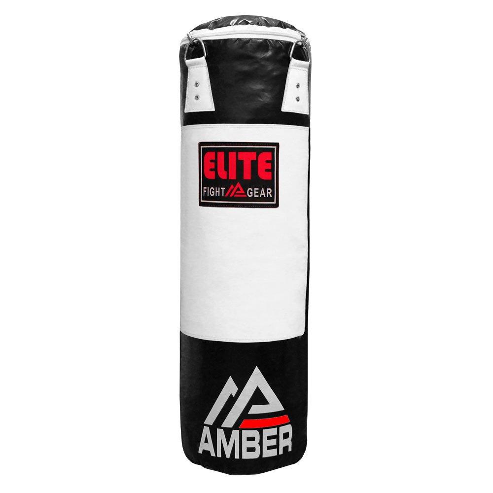 Amber Elite Strikeforce Heavybag Unfilled モノクロ 70lb