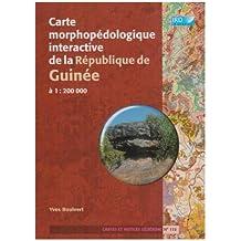 CARTE MORPHOPÉDOLOGIQUE INTERACTIVE DE LA RÉPUBLIQUE DE GUINÉE A 1 : 200 000, NO.115