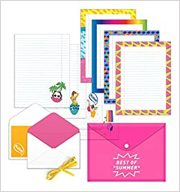 best of summer stationery a correspondence kit