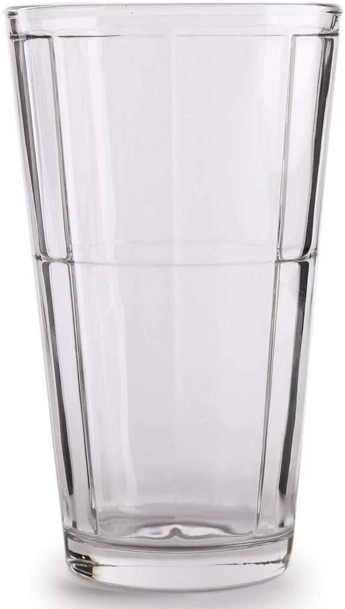 Circleware Boardwalk Drinking Glassware, Set of 4, 15.75 Oz, Cooler
