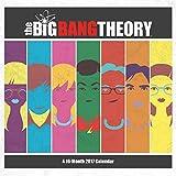 The Big Bang Theory Mini Calendar 2017 -- Deluxe Big Bang Theory Small Wall Calendar (7x7)