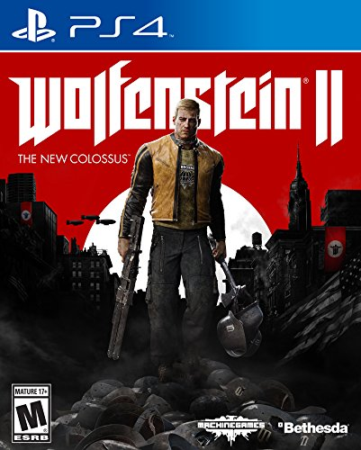 Wolfenstein II: The New Colossus - PlayStation - Location Of America Mall