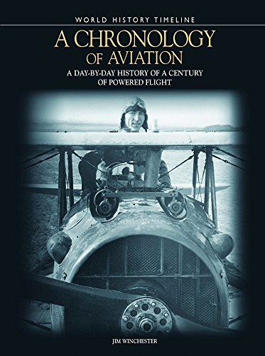 A Chronology of Aviation: A Day-by-Day History of a Century of Powered Flight (World History Timeline)