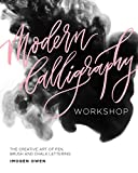 img - for Modern Calligraphy Workshop: The Creative Art of Pen, Brush and Chalk Lettering book / textbook / text book
