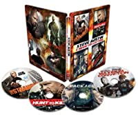Steve Austin 4 Movie Collection Steelbook [Blu-ray] by ANCHOR BAY