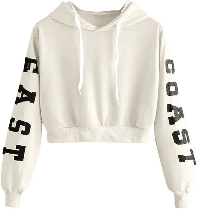 Damen Langarm Sweater Bluse Strickshirt Pullover Sweatshirt Lace up Oberteile