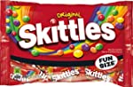 Skittles Original Fun Size Candy Bag,...