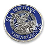 Forge Saint Michael The Archangel Psalms 91:10 Challenge Coin (Value Pack)