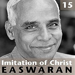 Imitation of Christ: Talk 15 Speech