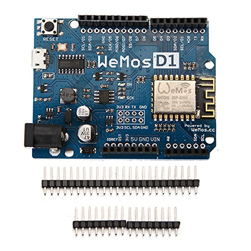 Price comparison product image WeMos D1 R2 WiFi ESP8266 Development Board Compatible Arduino UNO Program By Arduino IDE