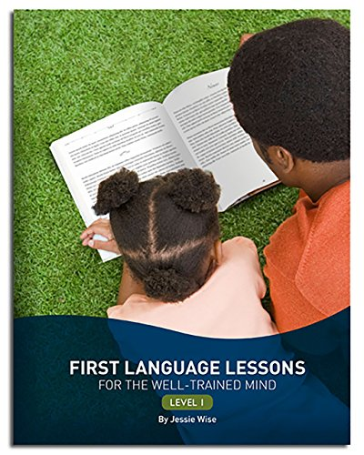First Language Lessons Well Trained Mind ebook product image