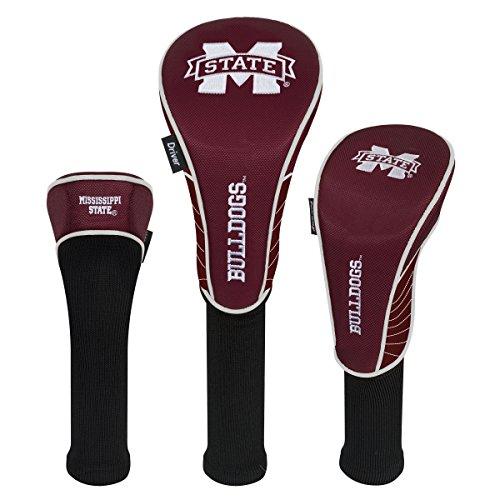 Team Effort Mississippi State Bulldogs Set of Three - Mississippi Bulldogs State Cover