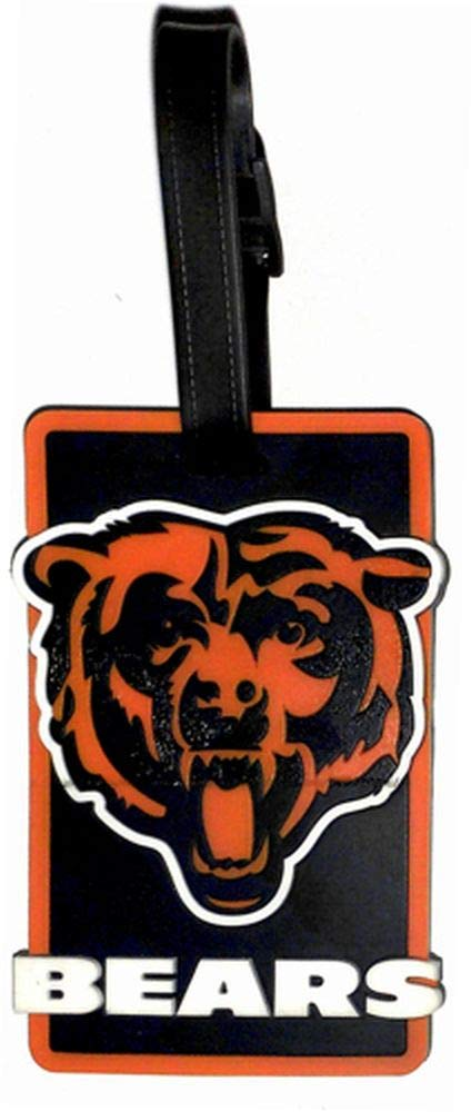 Aminco Chicago Bears Soft Bag Bag Bag Tag 21b3f2