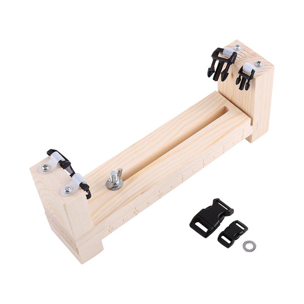 Armband Maschine Paracord Maker Bracelet Weaving DIY Fertigkeit Werkzeug Kit für 6 Zoll bis 11 Zoll VGEBY