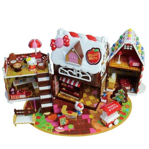 Pazapa - BJ214074 - Poupée et Mini Poupée - Hello Kitty - - Kitty Collectors Hello