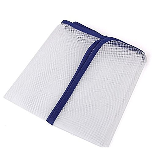Sungpunet Maille repassage Chiffon kit de protection en maille Scorch-saving Chiffon appuyant Pad Blanc 40x 90cm