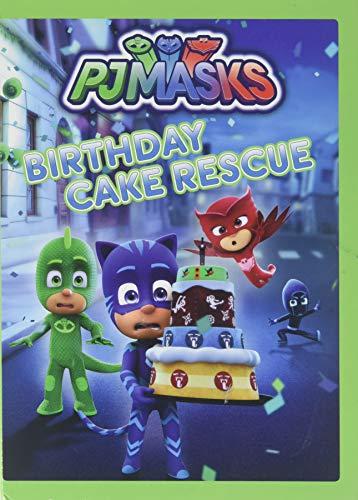 Pj Masks: Birthday Cake