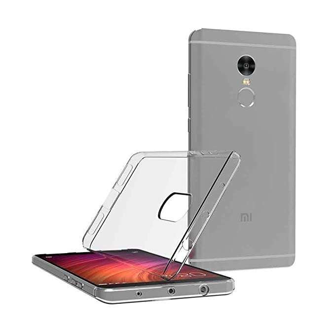Baseus Soft Ultra Clear Transparent Back Cover Mobile Protector For Xiaomi Redmi Note 4 Cases   Covers
