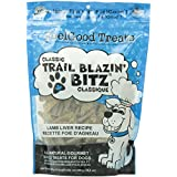 FeelGood Trail Blazing Bitz Classic Lamb Liver Recipe, 300gm Stand Up Pouch