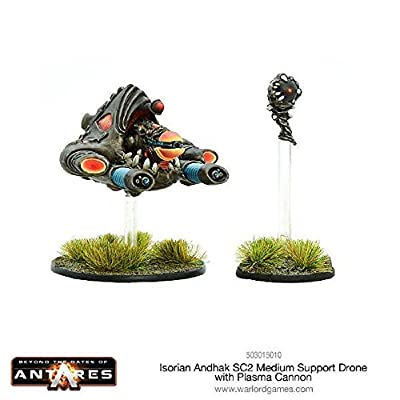 Beyond the Gates of Antares Isorian Andhak Plasma Drone by Warlord Games