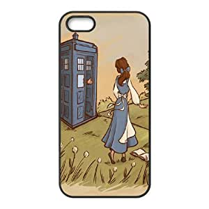 High Quality -ChenDong PHONE CASE- For Apple Iphone 5 5S Cases -Police Box & Doctor Who-UNIQUE-DESIGH 2